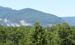 Mountain Views from the Equestrian Community of Walnut Creek Preserve in North Carolina